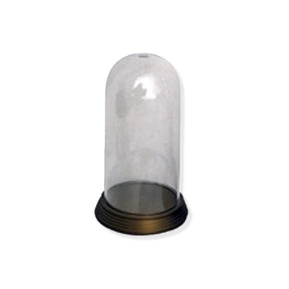OT050001 - Redoma de Acrílico (Cúpula) - 11x6cm