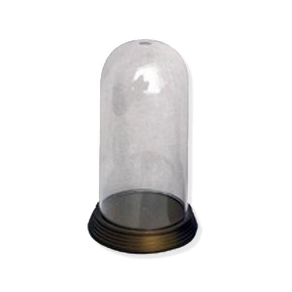 OT050002 - Redoma de Acrílico (Cúpula) - 15x7cm