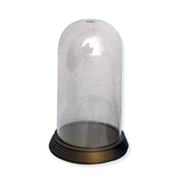 OT050003 - Redoma de Acrílico (Cúpula) - 20x10cm