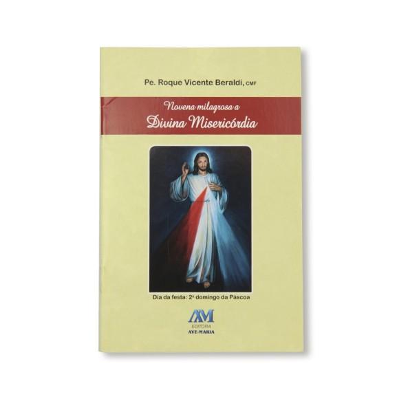 LI47450 - Novena Jesus Misericordioso - 15x10cm