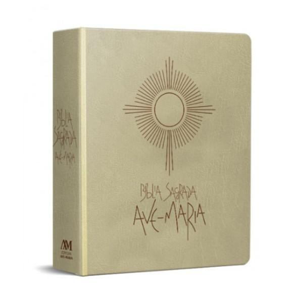 BI1515 - Bíblia Sagrada Ave Maria - 19x14,5cm
