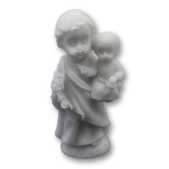 IM1150103 - Imagem São José Baby Resina - 8x4cm