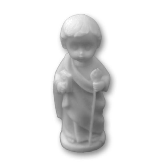 IM1150106 - Imagem São Judas Tadeu Baby Resina - 7,5x3cm
