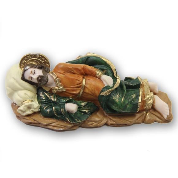 IM1740434 - Imagem São José Dormindo Resina - 30x12cm