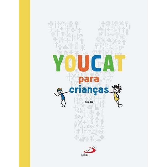 LI116176 - Youcat Para Crianças - 22,5x17,5cm