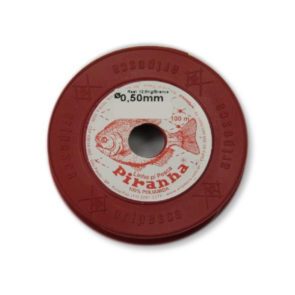 COM542008 - Fio De Nylon 0.50
