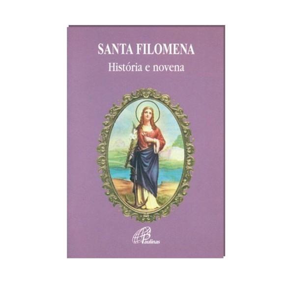 LI47105 - Novena Santa Filomena - 13x9cm