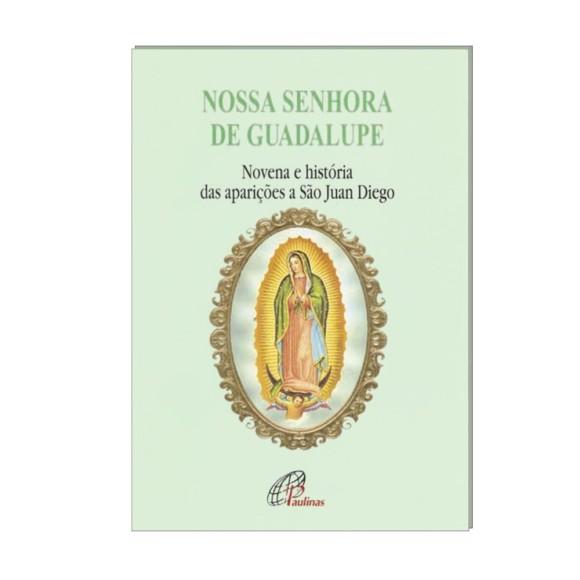 LI47107 - Novena N. Sra. De Guadalupe - 13x9cm