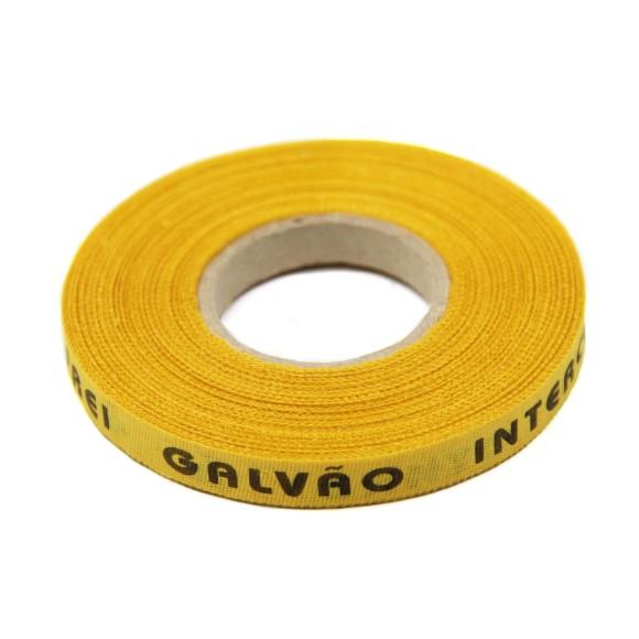 RF141100 - Rolo de Fita Frei Galvão Amarelo Ouro