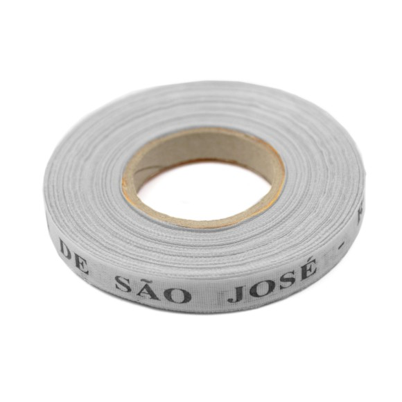 RF141175 - Rolo de Fita São José Branco