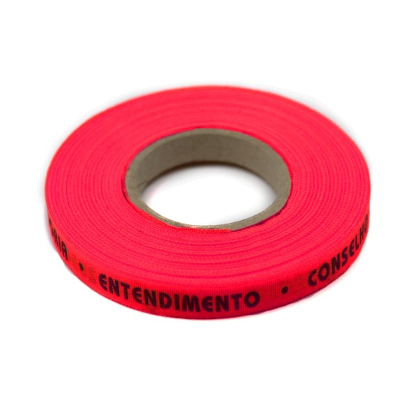 RF01009 - Rolo de Fita 7 Dons do Divino Vermelho