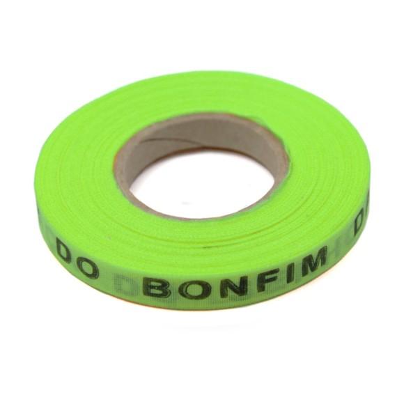 RF17008 - Rolo de Fita Nosso Senhor do Bonfim Verde Citrico