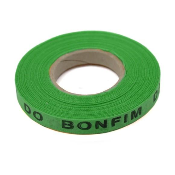 RF17009 - Rolo de Fita Nosso Senhor do Bonfim Verde Bandeira
