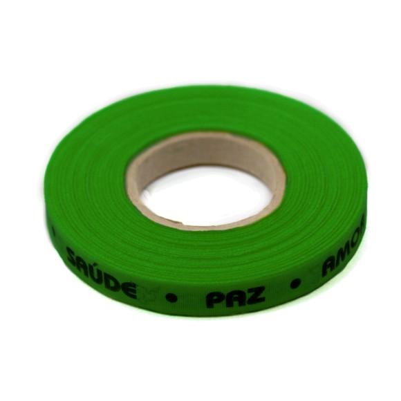 RF159008 - Rolo de Fita Virtudes Verde Bandeira