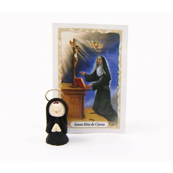 ST16008 - Santa Rita de Biscuit c/ Oração
