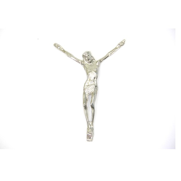 CW831005P2 - Jesus Cristo Metal Níquel c/ 2un. - 6X8cm