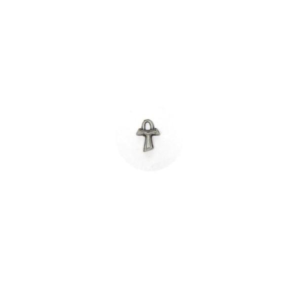 CZ89200P10 - Tau Metal Níquel c/ 10un. - 1x1,5cm