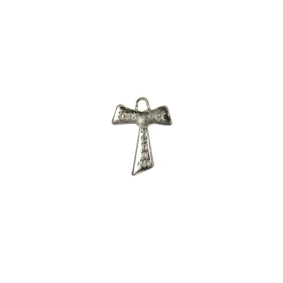 CZ86160 - Tau Metal Níquel - 4x2,8cm