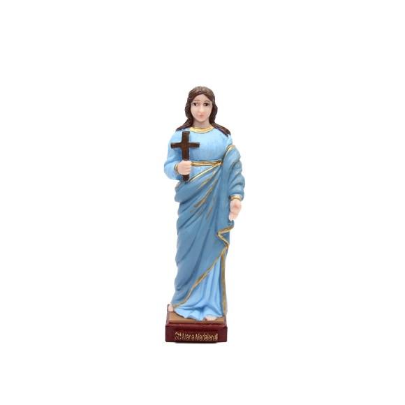 IM1740039 - Imagem Santa Maria Madalena Resina - 20x5cm