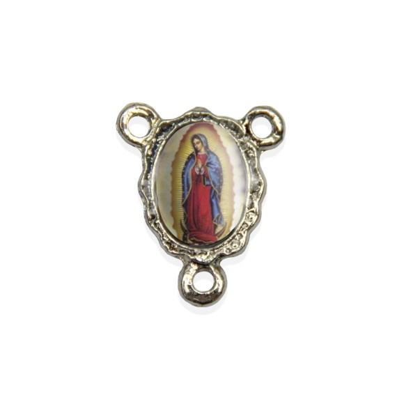 ET1671009P5 - Entremeio N. Sra. De Guadalupe Resinado c/ 5un. - 1,9x1,5cm
