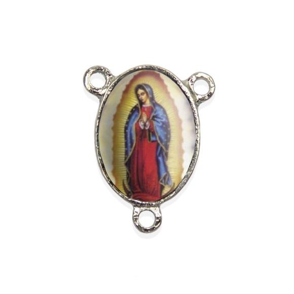 ET1680007P2 - Entremeio N. Sra. De Guadalupe Resinado c/ 2un. - 2,5x2cm
