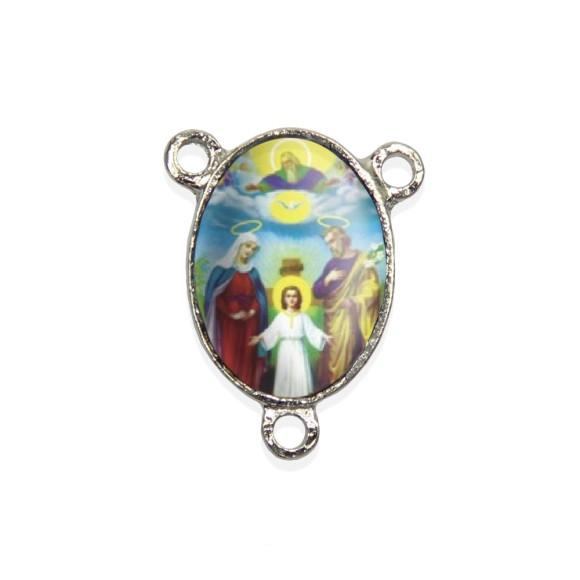 ET1680801P2 - Entremeio Sagrada Família Resinado c/ 2un. - 2,5x2cm