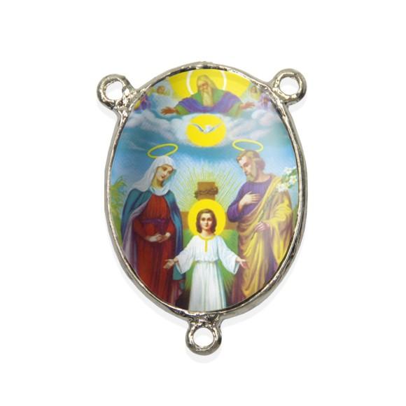ET1690800 - Entremeio Sagrada Família Resinado - 4,5x3cm