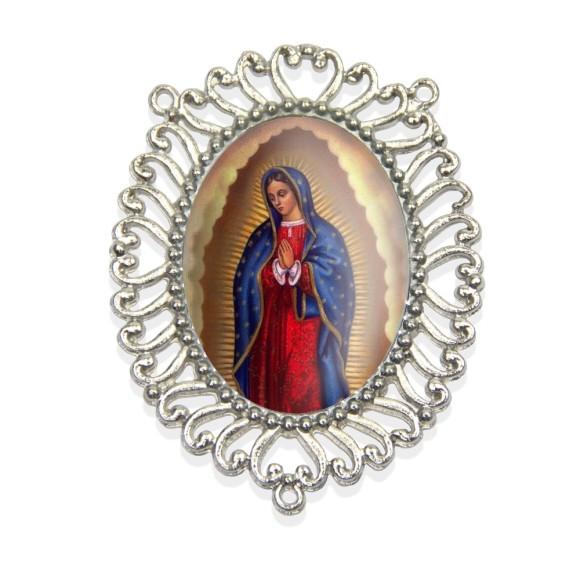 ET1692005 - Entremeio N. Sra. De Guadalupe Resinado - 6x5cm