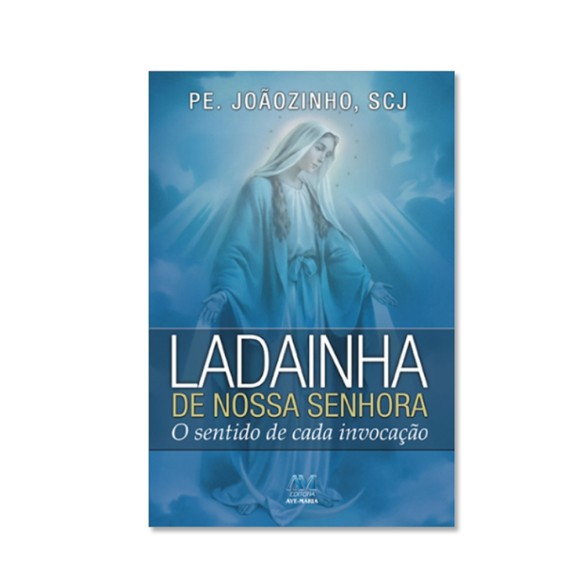 LI116095 - Ladainha de Nossa Senhora - 21x14cm