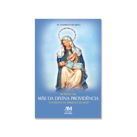 LI47310 - Novena Mãe da Divina Providência - 15x11cm