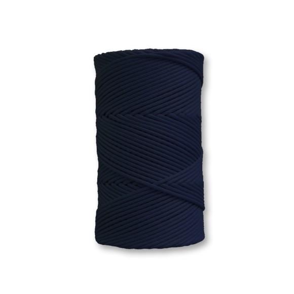 COM540043 - Fio Encerado Azul Marinho - 1mm