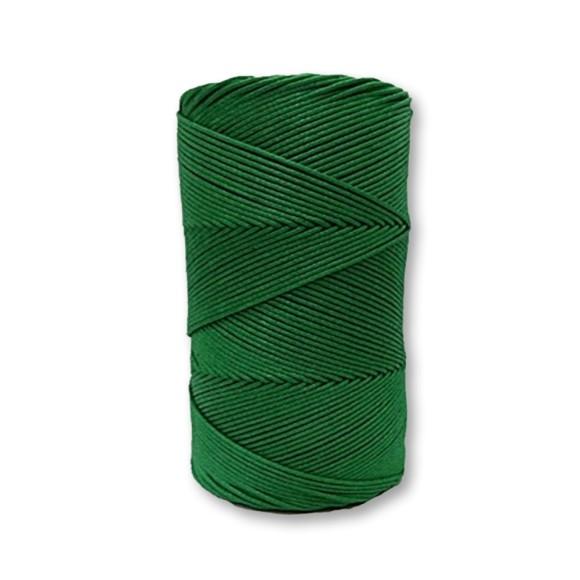 COM540047 - Fio Encerado Verde Bandeira - 1mm