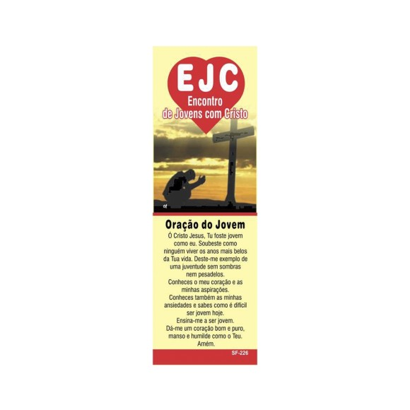 MP49003P50 - Marcador de Página c/ 50un. EJC 15x5cm